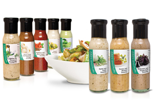 Summer Dining with Atkins & Potts - Three New Dressings Launched